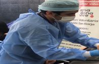 疫情嚴峻 秘魯教會為癌症病患捐血