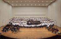 六代同堂見證果子 校園福音團契獻樓感恩禮拜