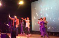Shine青年閃亮登場  千人營會福音朋友過半