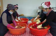 三灣教會送泡菜