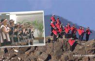 屏東和平教會合一站立 各行各業為台灣守望