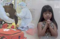 孩子開口為疫情禱告05
