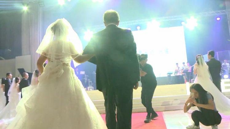 老夫老妻重新立約 美河堂舉行婚姻祝福禮4