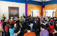 為防疫改變走禱 台灣接棒展開東部拜會之旅