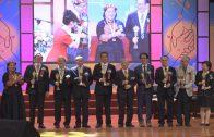 三位基督徒獲傑出青年 頒獎現場榮耀主名