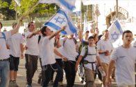 以色列民眾歡欣鼓舞 慶祝2019耶路撒冷日